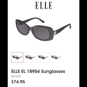 Prescription Sunglasses Frames by ELLE